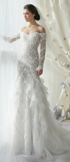Editor's Pick: Ziad Nakad Wedding Dresses