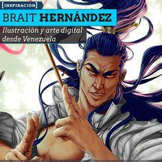 Ilustración y arte digital de BRAIT HERNÁNDEZ Buena técnica, dibujo e inspiración desde Venezuela.  Leer más: http://www.colectivobicicleta.com/2013/07/Ilustracion-BRAIT-HERNANDEZ.html#ixzz2Y5qhOkYK