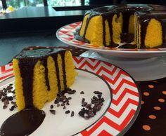 Bolo de Cenoura de Micro-ondas  | Tortas e bolos > Receitas de Bolo de…