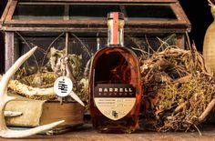 Barrell Bourbon on Packaging of the World - Creative Package Design Gallery