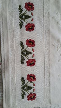 This Pin was discovered by Şul Cross Stitch Borders, Cross Stitch Designs, Cross Stitching, Cross Stitch Embroidery, Embroidery Patterns, Hand Embroidery, Cross Stitch Patterns, Palestinian Embroidery, Free To Use Images