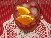 Polish Rhubarb Honey Drink - Napoj z Rabarbaru Rzewienia z Miodem