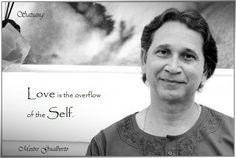 O Amor é o transbordamento do Ser. Satsang Mestre Gualberto @marcosgualberto