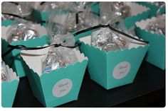 Breakfast at Tiffany Decoration Ideas   The Breakfast at Tiffany's bridal shower was a huge success and ...