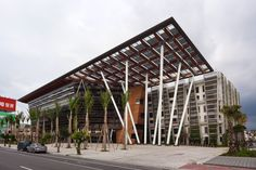Gallery of Chayi Industrial Innovation Center / Bio-architecture formosana - 1