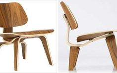 Eames-Designed Molded Plywood Lounge Chair: On Sale Now!