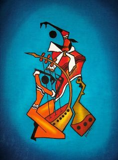 Masai dancers blue wax Batik, African art batik , Kenya art work batik, Home decor, Living room decor, wall hanging, Office decor, batiks by wasaniicrafts on Etsy