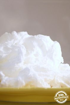 How To Make Erupting Soap
