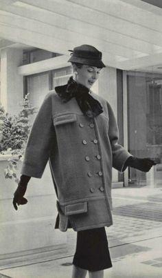 Cristóbal Balenciaga, 1955