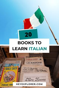 20 Best Books to Learn Italian for Beginners & Beyond