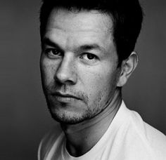 Mark Wahlberg | Black and White | Hands down my favorite celebrity | acting, rapping, directing | Love Entourage