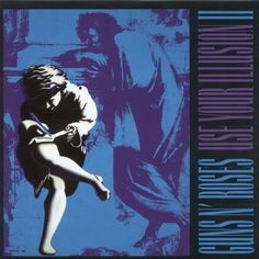 Guns'n Roses - capa do CD Use Your Ilusion II