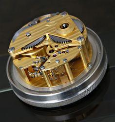 Museale KIROW 15 Sec. ESCAPEMENT CHRONOMETER MARINE 8-DAYS RESERVE INDICATION |  | eBay!