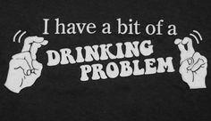 "@Jennifer Barnes ""calmly explain to your parents we may be alcoholics"""