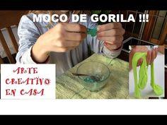 Moco de Gorila - Slime - YouTube