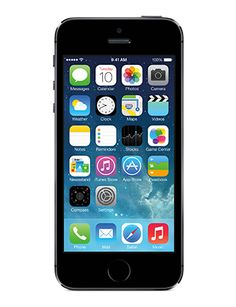 Don't overpay for an iPhone 5s on a contract plan. Get the new Gray iPhone 5s on a prepaid plan from Virgin Mobile and enjoy your iPhone without overspending. 16GB