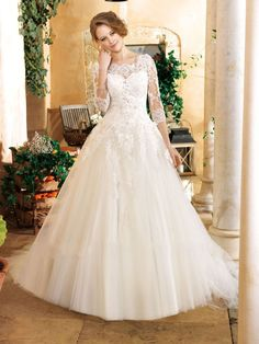 Our clothes are made in custom.All color and size are available.<br/><br/>Beading or embroider. Fabrics we used include satin, chiffon, taffeta and organza. The wedding dress does not includ gloves, wedding veil,crinoline petticoat and shawl. T his gown can be custom made according to your measurements. | eBay!