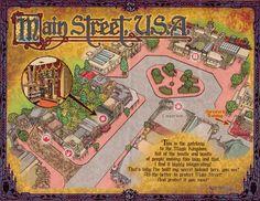 SotMK Maps | Sorcerers of the Magic Kingdom