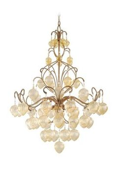 Venetian Chandelier by Corbett Lighting