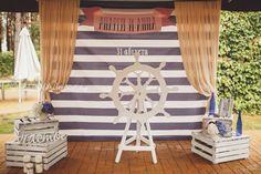 BUKVA decor свадебный декор морской свадьбы тематическая свадьба | wedding decor