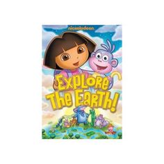 Dora The Explorer No 18 Dvd Collection 3 Episodes Packed