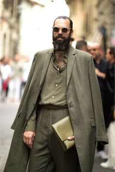 The strongest street style at Pitti Uomo S/S '17 | British GQ