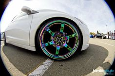 chameleon chrome rims