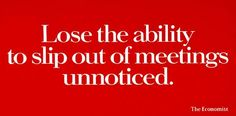 Print Ad for The Economist — one of my favorite print ads ever
