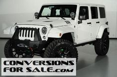 2014 Jeep Wrangler Unlimited Kevlar Coated Custom Leather