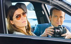 Deb Morgan (Jennifer Carpenter) and Jacob Elroy (Sean Patrick Flanery) Season 8