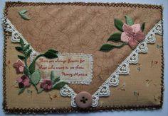 Fabric postcard                                                                                                                                                                                 More
