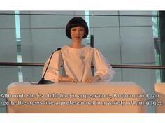 PEDRO HITOMI OSERA: Japão: Revelado andróide que nos lê as notícias e ...