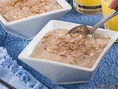 Cinnamon Roll Oatmeal Diabetic Breakfast Recipes, Diabetic Recipes, Brunch Recipes, Cooking Recipes, Healthy Recipes, What's For Breakfast, Breakfast Smoothies, Breakfast Dishes, Cinnamon Recipes