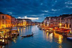 Venedik, Grand Kanal