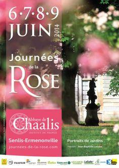 Journées de la Rose du 6 au 9 juin 2014 à l'Abbaye de Chaalis http://www.pariscotejardin.fr/2014/06/journees-de-la-rose-du-6-au-9-juin-2014-a-l-abbaye-de-chaalis/