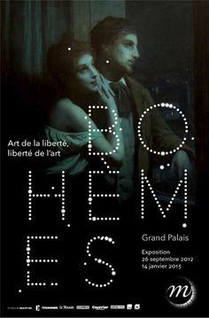 Réunion des musées nationaux - Grand Palais c-album, Jean-Baptiste Levée Typographie