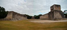 Chichen-Itza-Ballcourt-Panorama-2010