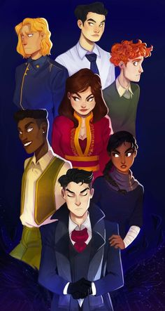 Six of Crows by Leigh Bardugo Fanart, Geeks, Crooked Kingdom, The Grisha Trilogy, Leigh Bardugo, Six Of Crows, Crow Art, Anime, Book Characters