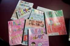 The Reading & Writing Project - Student Writing--exemplars for narrative, opinion, informational