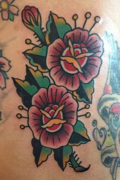 antonioroquetattoos:  Antonio Roque. Frederick, Maryland.