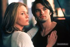 """Olivier Martinez and Diane Lane - in """"Unfaithful"""". Description from pinterest.com. I searched for this on bing.com/images"""