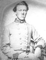 """Alexander """"Sandie"""" Swift Pendleton was born September 28th 1840 in Alexandria Virginia. He was the son of Minister and Confederate General William N and Anzolette Elizabeth [Page] Pendleton."""
