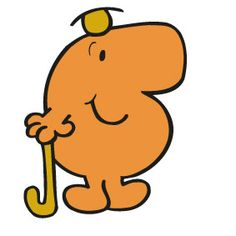 """I got Mr. Topsy-Turvy!! Which """"Mr. Men"""" Character Are You?"""