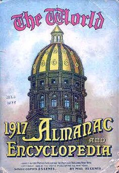 The World Almanac and Encyclopedia 1917