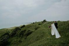 Voderup Klint. Elopement and destination wedding planner on the romantic island of Aeroe, Denmark. Danish Island Weddings - www.getmarriedindenmark.com