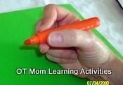 Pencil Grasp Development In Toddlers And Children