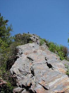 Chimney Tops hike.  Smoky Mountain National Park