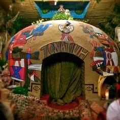 Temazcal Tonatiuh in Mexico City