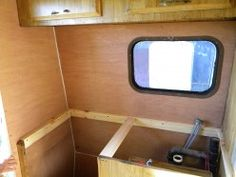 A how to on RV/trailer remodeling