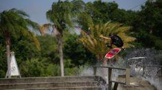 Rider : Josh Zentmeyer  #wakeskate #wakeskating